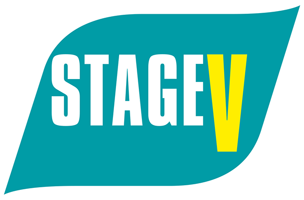 logotip Stage V